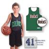 Bucks Revers NBA Replica Jerseys (Spr 13)