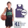 Kings Revers NBA Replica Jerseys (Spr 13)