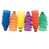 Multicolor Shuttlecocks (36-Pack)