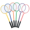 Twin 200 Badminton Racquets (6-Pack)