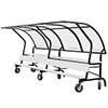 KwikGoal Portable Shade Shelter - 15'