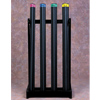 Workout Bar Storage Rack