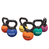 "6"" Mini Rubber Kettlebells"