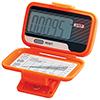 Electric One Fuse Orange Pedometer