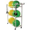 Stability Ball Cart