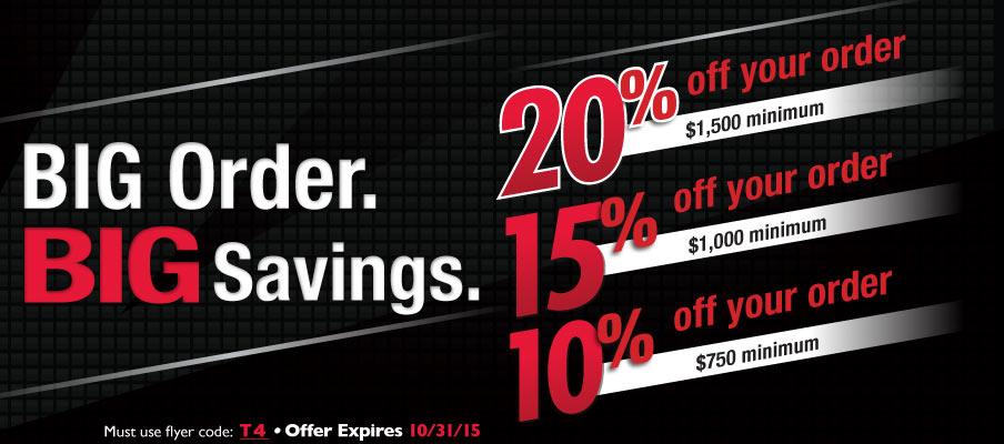 BSN Big Savings