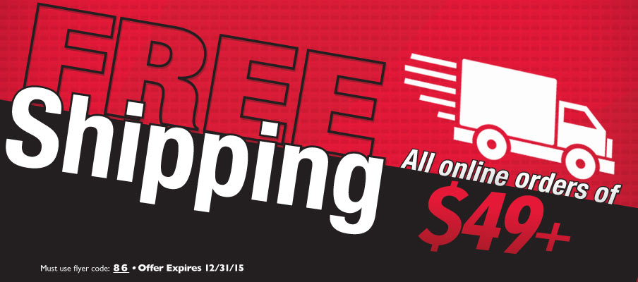 BSN F15 Promo - Free Shipping Flyer 86