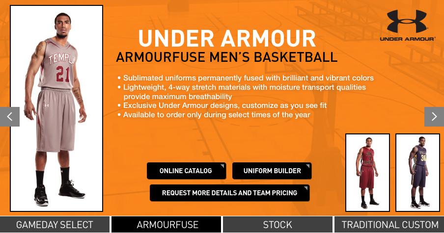 738876f71ca72 Basketball Jerseys - Custom Basketball Uniforms | BSN SPORTS