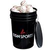 BSN SPORTS™ Bucket with 5dzMacGregor® 79P Practice Baseballs