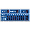 20' X 8' Baseball Scoreboard