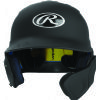 MACH SOLID MATTE HELMET W RHB EXTENSION - JR