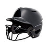 XVT SCION BATTING HELMET W/ MASK BLACK LX