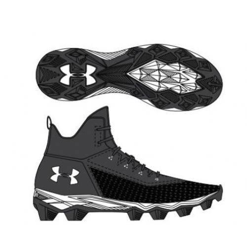 UA Hammer Mid RM Jr Shoes | BSN SPORTS