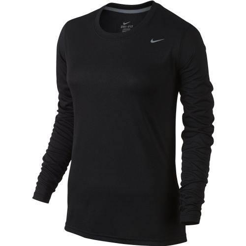 ed9cda9d Nike Women's Legend Long Sleeve T-Shirt | BSN SPORTS