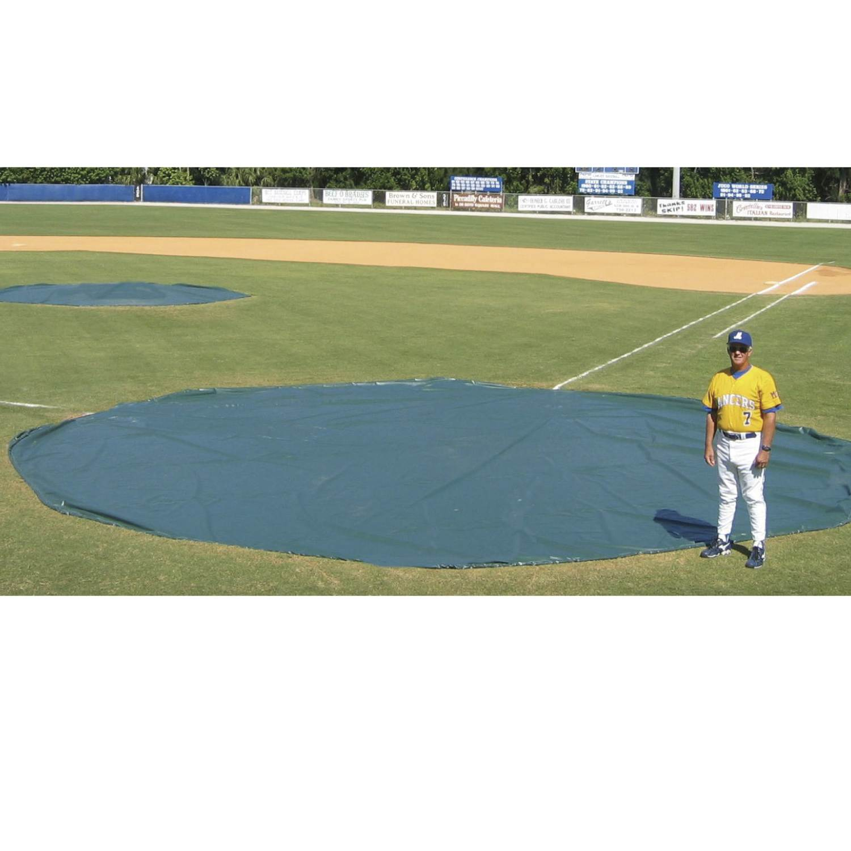 Wind Weighted Field Tarps Bsn Sports