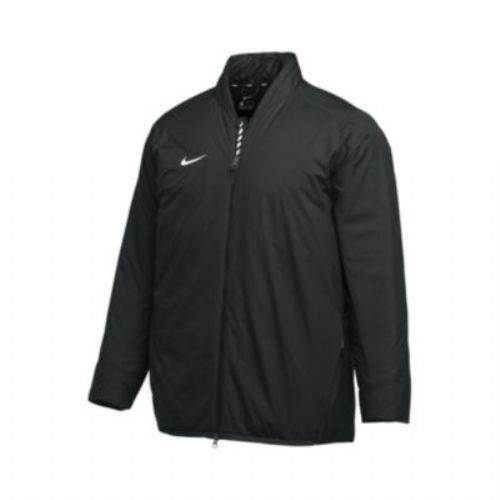 nike fleece bomber jacket