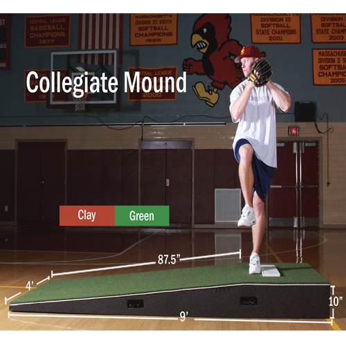 Practice Mound With Turf Bsn Sports