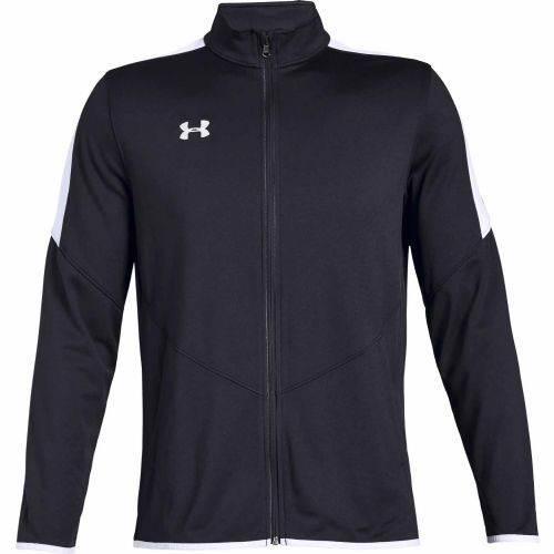 UA Rival Knit Warm Up Jacket | BSN SPORTS