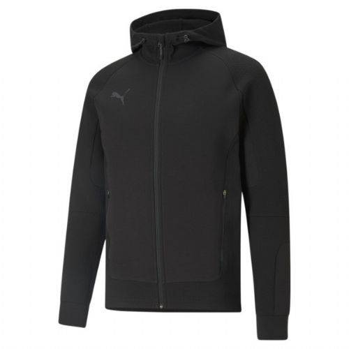 Puma Team Cup Casuals Hooded Jacket | BSN SPORTS