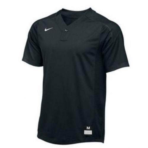 c624403d1d Nike Vapor 1-Button Laser Jersey | BSN SPORTS