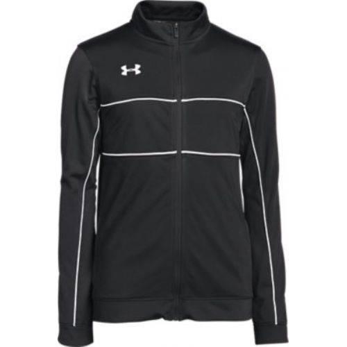 UA Youth Rival Knit Warm Up Jacket | BSN SPORTS
