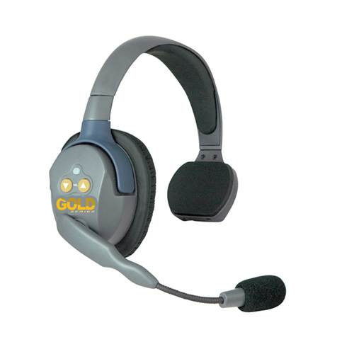 Gold Dual Channel Wireless Headsets Bsn Sports