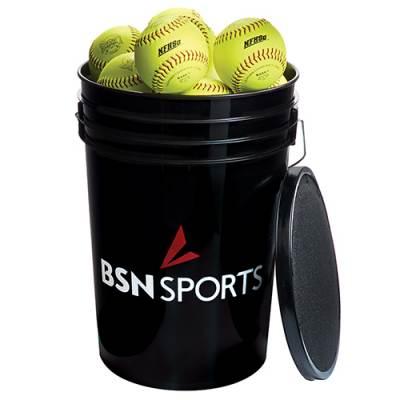 Bucket w/ Softballs Main Image