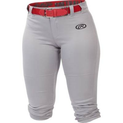 Rawlings Girl's Launch Belted Pant Main Image