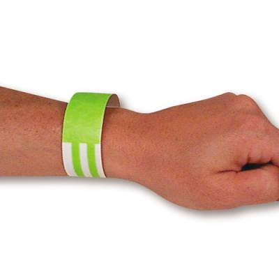 Tyvek Wrist Bands Main Image