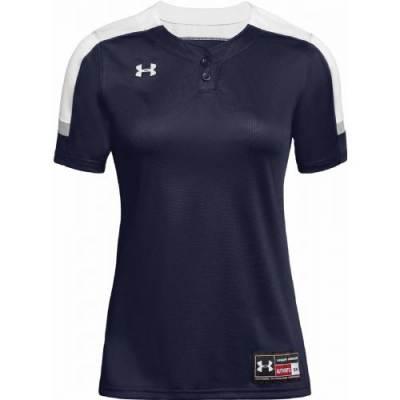 UA Women's Ignite 2-Button Jersey Main Image