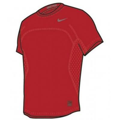 Nike Hypercool Fitted SS Top Main Image