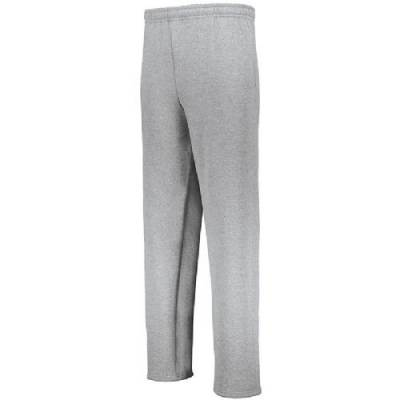 Russell Athletic Open-Bottom Fleece Pocketed Sweatpant Main Image