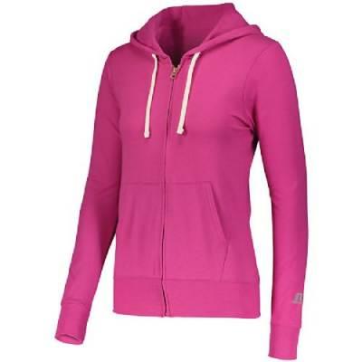 Russell Athletic Ladies' Essential Full Zip Jacket Main Image