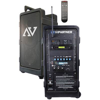 Digital Audio Travel Partner PA Main Image