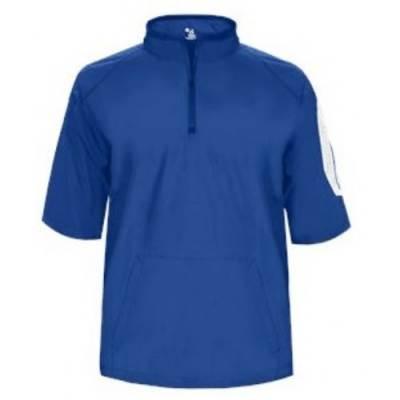 Badger Sideline Short Sleeve Jacket Main Image