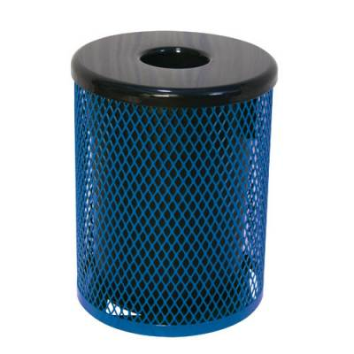 Thermoplastic Trash Receptacles Main Image