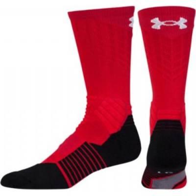 UA Drive Basketball Crew Socks Main Image