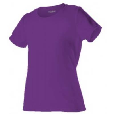 Alleson Women's Tech Crew Neck T-Shirt Main Image