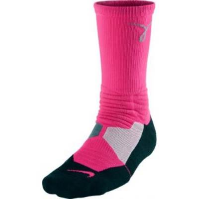 Nike Kay Yow Hyper Elite Basketball Crew Socks Main Image