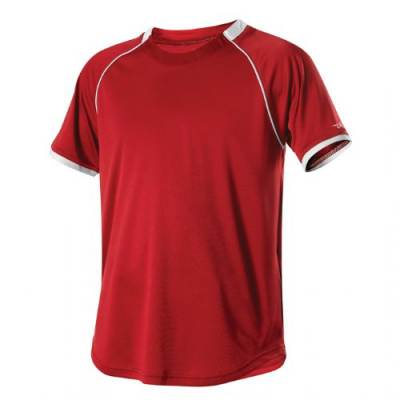 Alleson Two Color Crewneck Baseball Jersey Main Image