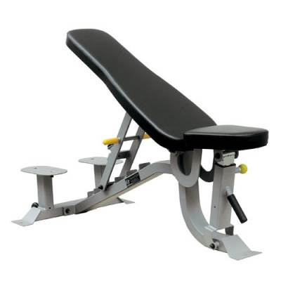 Wheeled Adjustable Weight Bench Main Image