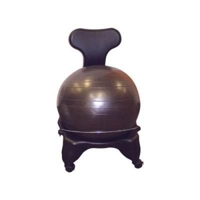 CanDo® Plastic Ball Chair Main Image