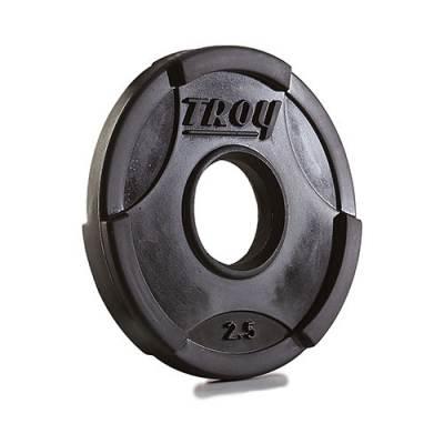 Urethane Olympic Grip Plates Main Image