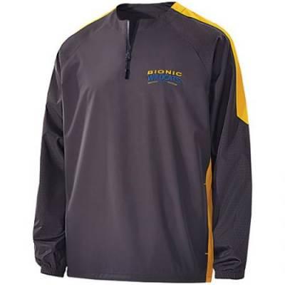 Holloway® Bionic Youth 1/4-Zip Pullover Jacket Main Image