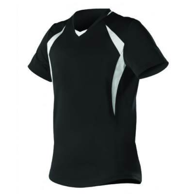 Alleson Girls Short Sleeve Softball Jersey Main Image