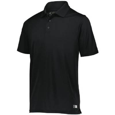 Russell Athletic Essential Short Sleeve Polo Main Image