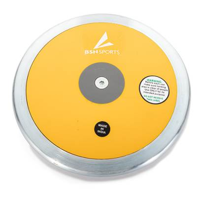 Gold Lo-Spin Discus Main Image