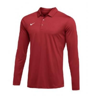 Nike Men's Longsleeve Polo Main Image