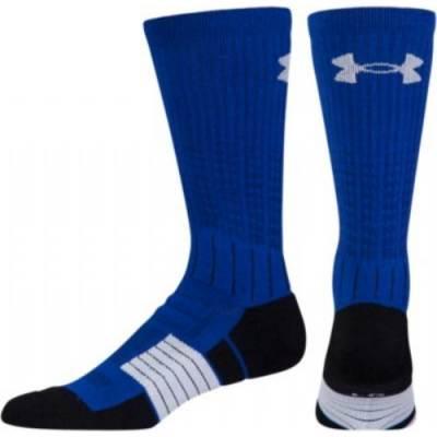UA Youth Unrivaled Crew Socks Main Image