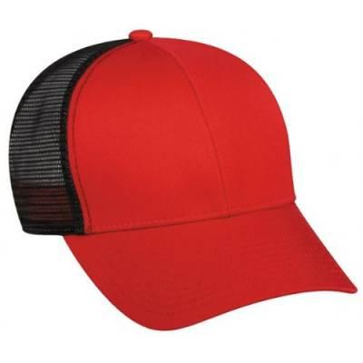 OC Sports MBW-600 Structured Cap Main Image